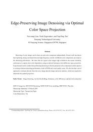 Edge-Preserving Image Denoising via Optimal Color Space Projection