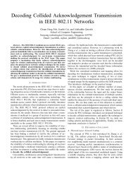 Decoding Collided Acknowledgement Transmission in IEEE 802.11 ...