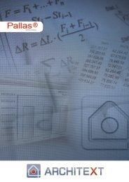 Pallas® online - Architext Software Gmbh