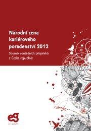 Sborník - Národní cena kariérového poradenství 2012