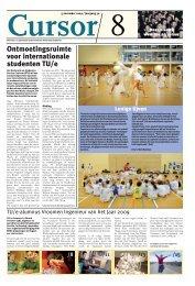 Ontmoetingsruimte voor internationale studenten TU/e - Technische ...