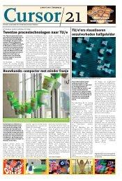 Twentse procestechnologen naar TU/e - Technische Universiteit ...