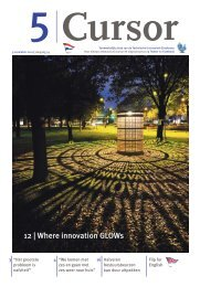 12   Where innovation GLOWs - Technische Universiteit Eindhoven