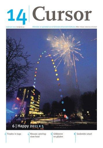 6 | Happy 2011 x 5 - Technische Universiteit Eindhoven