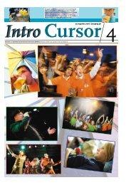 Intro Cursor 4 - Technische Universiteit Eindhoven