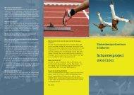 Scharnierproject 2010/2011 - Technische Universiteit Eindhoven