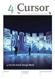 4 | Do the Dutch Design Week - Technische Universiteit Eindhoven