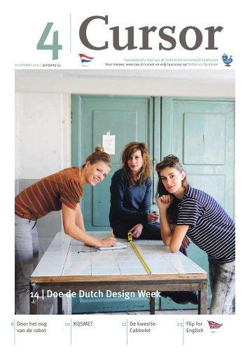 14 | Doe de Dutch Design Week - Technische Universiteit Eindhoven