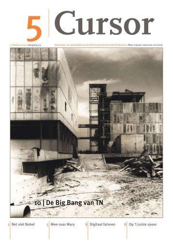 10 | De Big Bang van TN - Technische Universiteit Eindhoven