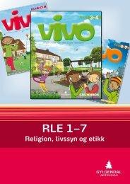 RLE 1–7 - Gyldendal Norsk Forlag