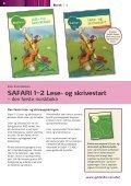 SAFARI 1–2 Lese- og skrivestart - Gyldendal Norsk Forlag - Page 6