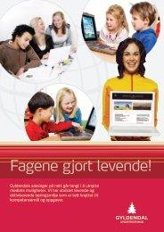 Fagene gjort levende! - Gyldendal Norsk Forlag