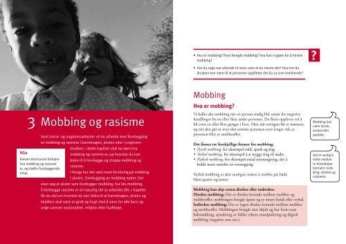Mobbing og rasisme - Gyldendal Norsk Forlag