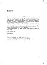Forord - Gyldendal Norsk Forlag