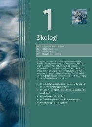 Økologi - Gyldendal Norsk Forlag