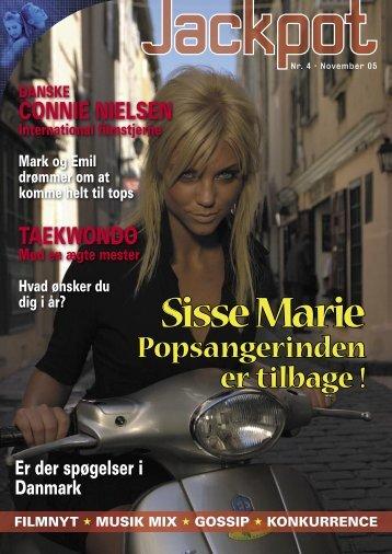 Sisse Marie