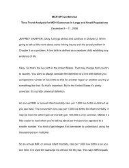 Part 1, Text-only Transcript - HRSA