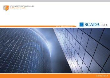 SCADA Pro setzt neue Standards bei der ... - It-Concept Gmbh