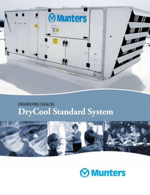 Drycool Standard System Pdf Munters