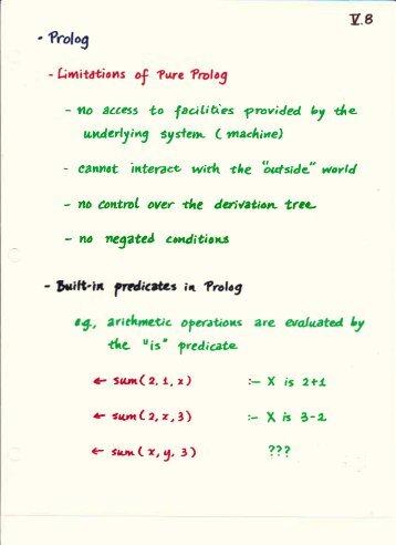 Meta-logical Predicates and Negation