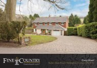 Crecy Wood - The Guild of Professional Estate Agents