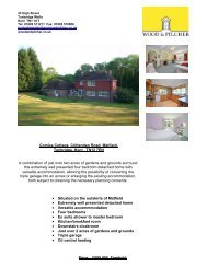 Comice Cottage, Crittenden Road, Matfield, Tonbridge, Kent , TN12 ...
