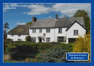 hollybrook & rose cottage wiggaton - The Guild of Professional ...