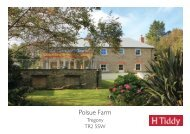 Polsue Farm - The Guild of Professional Estate Agents
