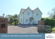 butlers hill farm, weights lane, bordesley, redditch, b97 6rq