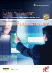 KABEL-TV LAMPERT KABELNETZBETREIBER