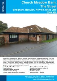Church Meadow Barn, The Street - The Guild of Professional Estate ...