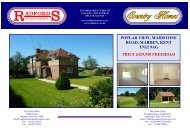 poplar view, maidstone road, marden, kent tn12 9ag - The Guild of ...