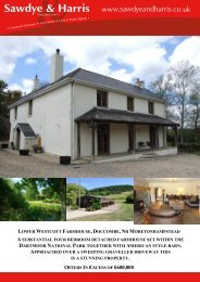 Brochure - The Guild of Professional Estate Agents