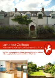 Lavender Cottage - The Guild of Professional Estate Agents