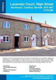 Lavender Court, High Street - The Guild of Professional Estate Agents