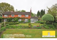 ivy cottage, eridge green, crowborough, east sussex, tn3 9ju oiro ...