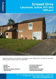 Eriswell Drive - The Guild of Professional Estate Agents