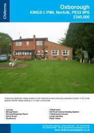 Oxborough - The Guild of Professional Estate Agents