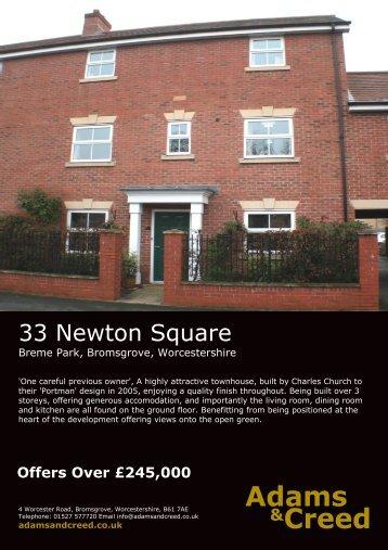 33 Newton Square - The Guild of Professional Estate Agents