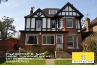 st marys retreat, all saints gardens, tilsmore road, heathfield, east ...