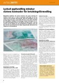 Fyra nya ramavtal klara - Textalk Webnews - Page 6