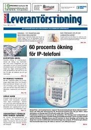 60 procents ökning för IP-telefoni - WebNews