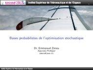 par Emmanuel Zenou - Websites de l'ISAE