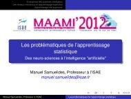 par Manuel Samuelides - Websites de l'ISAE