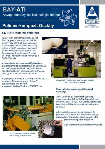 Polimer technológia