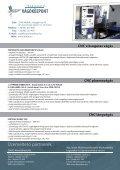 Vágóközpont portfóliólap - Page 2