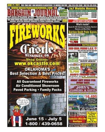 june 21, 2011 bargain journal www.weeklybargainjournal