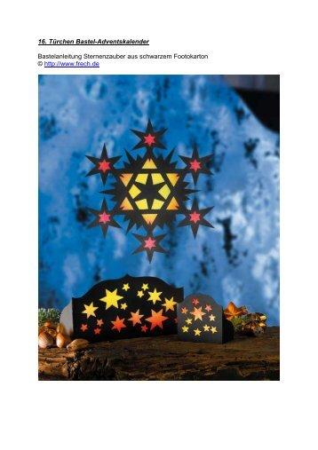 Weihnachtsbasteln Sterne Aus Goldpapier.20 Free Magazines From Weihnachtssterne Basteln De