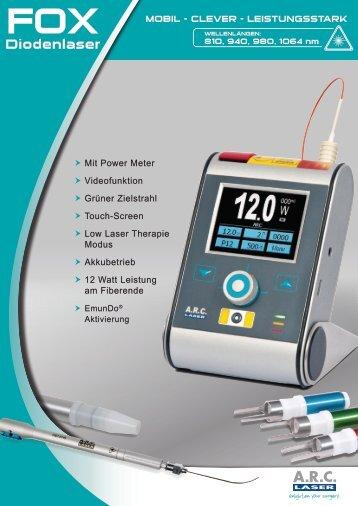 Mit Power Meter - ARC Laser