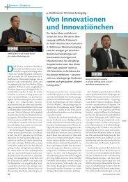 Von Innovationen und Innovatiönchen - Weinmarketingtag-Heilbronn